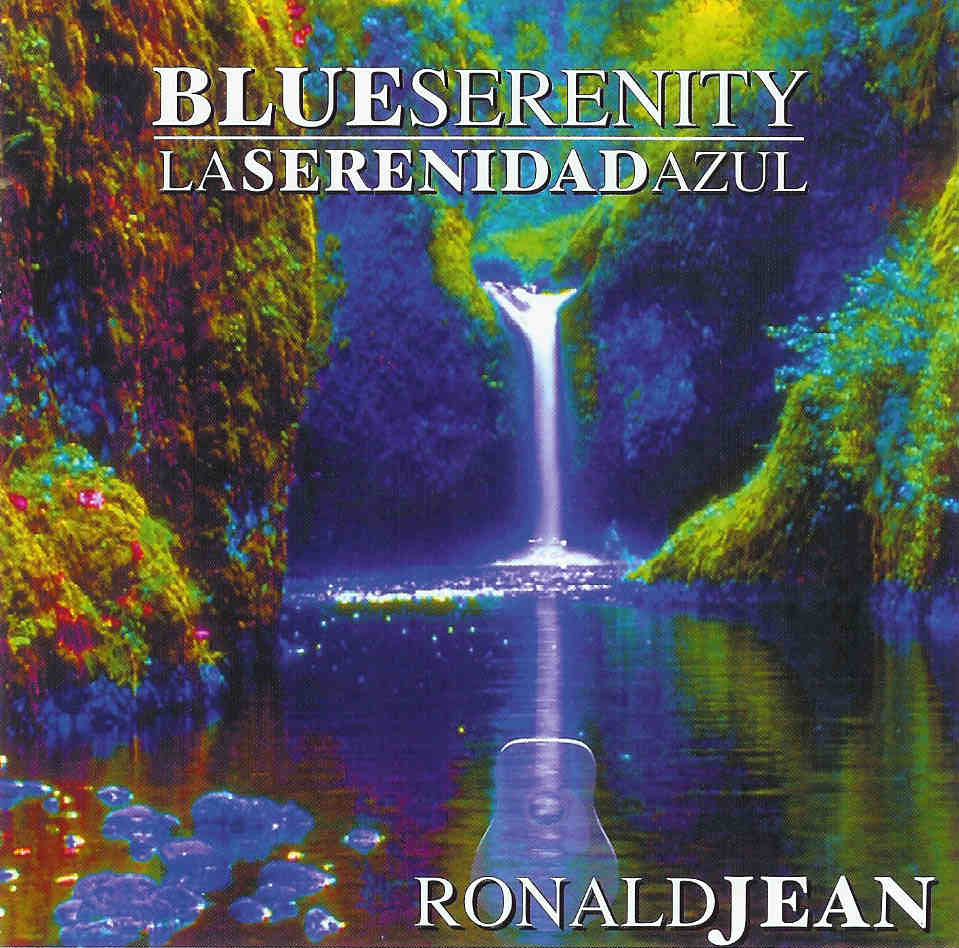 Ronald Jean, Blue Serenity